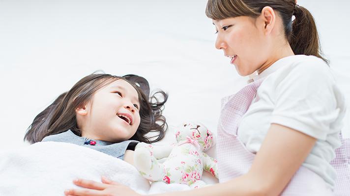 幼児の体調管理